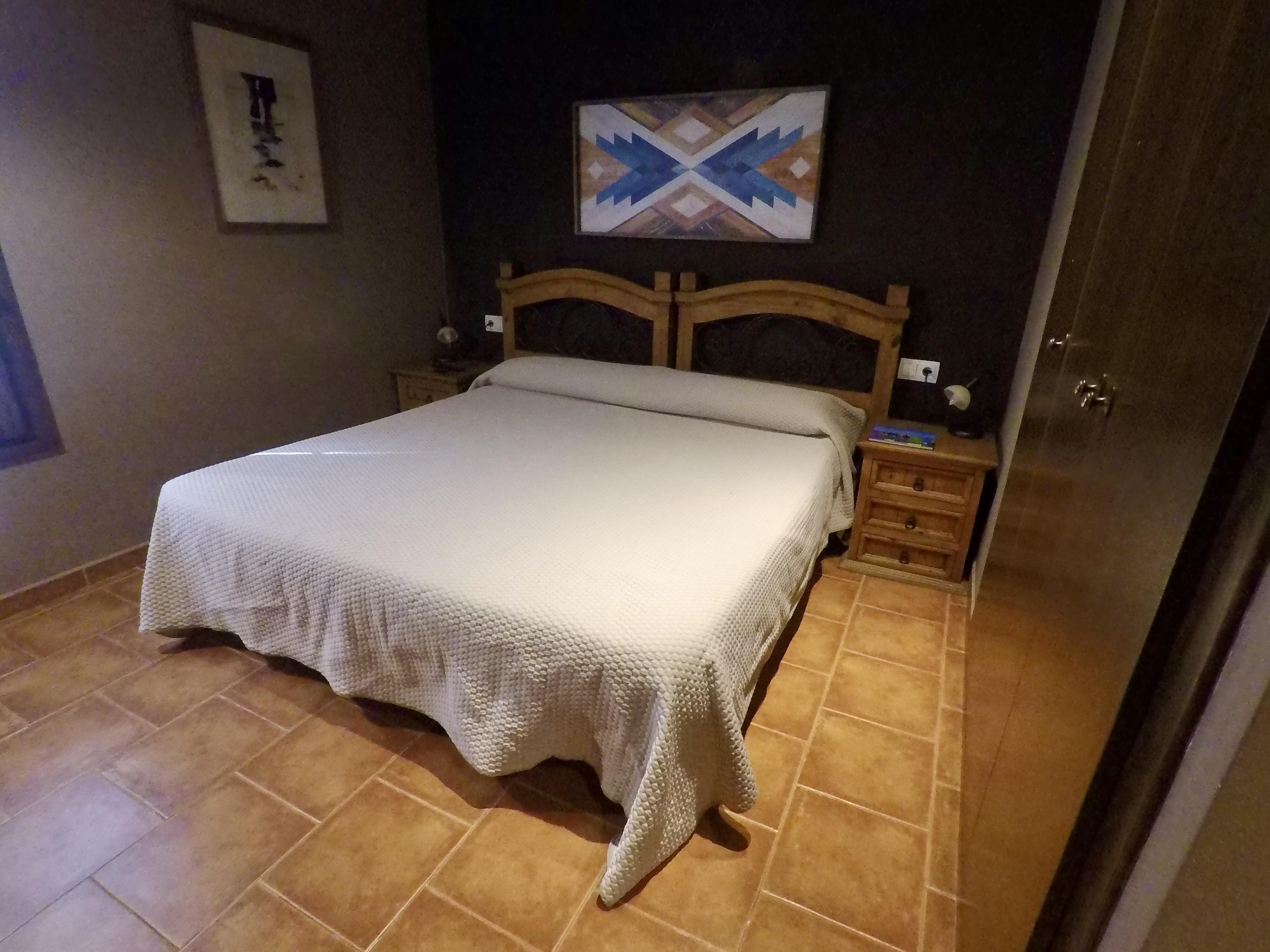 Habitación cama grande
